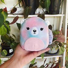 "5"" Tula The Bear Squishmallow BNWT"