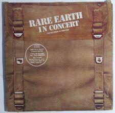Rare Earth In Concert Original Pressing Vinyl Record LP Album R 534D 1971Tested