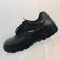 Cofra Ethyl S3 Black Lorica Composite Toe Cap Chemical Resistant Safety Boots