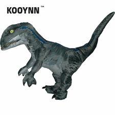 KOOYNN Inflatable Velociraptor Dinosaur Costume Adult T rex Halloween Cosplay