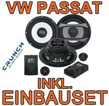 VW Passat 3C & CC - Lautsprecher Front - Crunch GTi6.2C - 16cm 2-Wege System