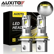 2x AUXITO 9007 HB5 LED Headlight Bulb High Low Beam for Ford Taurus 2000-2007