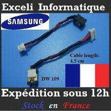 Connecteur alimentation dc power jack socket cable DW109 SAMSUNG NP900X4B-A02US