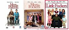 Meet The Parents: Little Fockers Trilogy Part 1 2 3 Triple Pack 1-3 DVD NEW UK