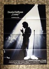LENNY * DUSTIN HOFFMAN * A1-FILMPOSTER - German 1-Sheet ´75 Valerie Perrine