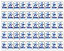 """50 My 1st (First) Birthday Envelope Seals / Labels / Stickers, 1"""" by 1.5"""""""