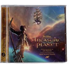 Treasure Planet [Original Score] by James Newton Howard (CD, Nov-2009, Disney)