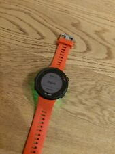 Garmin Forerunner 45 GPS Running Watch Gym HR Black / Red Strap HR