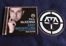 PAUL MCKENNA CD PROMO EASY WEIGHTLOSS ~ NEW EDITION