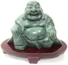 More details for chinese sculpture lucky jade buddha feng shui statue ornament figure