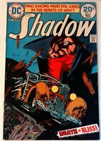 Shadow #4 DC 1974 VF- Bronze Age Comic Book 1st Print