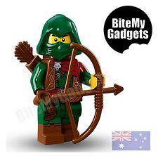 Lego Minifigures 71013 - Series 16 - No. 11 Rogue  - Brand New - Mini Figure