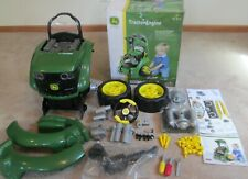 Klein John Deere Toy Tractor Service Engine-Take Apart And Rebuild New in Box