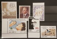 Lebanon MNH 6 Different stamps