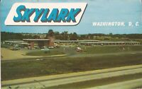 Washington, DC -  Skylark Motel - ADVERTISING