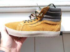 VANS SK8 - HI TOP MTE CUP CATHAY HUMMUS BROWN   Men's Shoes Size 13 NEW W/ BOX