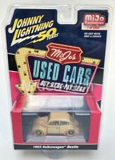 Johnny Lightning 1/64 Used Cars 1965 Volkswagen Beetle Rusted Chase JLCP7220