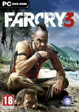 NEW - Far Cry 3 (PC DVD) 3307215633441
