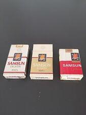 Pacchetto Di Sigarette Da Collezione Samsun