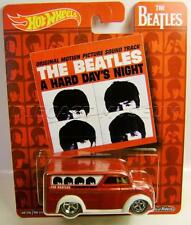 DAIRY DELIVERY VAN THE BEATLES REAL RIDERS RR HOT WHEELS 2017