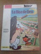 ASTÉRIX. LA HOZ DE ORO (Molino, 1966)