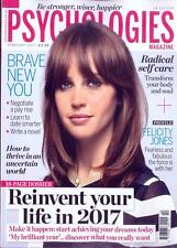 Psychologies Magazine February 2017 Felicity Jones Star Wars Rogue One