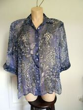 Hand-wash Only Plus Size 100% Silk Tops for Women