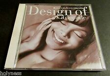 JANET JACKSON / DESIGN OF A DECADE / 1986 - 1996 / CD / MINT