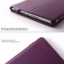 Poetic Strapback Case for iPad Air (5th Generation iPad)Carbon Fiber Purple