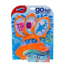 SwimWays Go Fish Dive Game - 9 Pack Ages 5+ Brand New