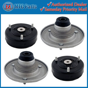 OEM Quality Front & Rear Strut Mount 4PCS Set for 1997-2003 BMW E39 E52