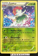 Pokemon Card Joliflor 4/98 Reverse XY7 Origins Antique Fr