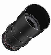 Rokinon Cine DS 100mm T3.1 ED UMC Macro Lens for Sony E Mount (FE) - DS100M-NEX