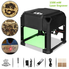1500mW USB Mini Laser Engraver Printer Cutter Carver DIY Mark Graviermaschine