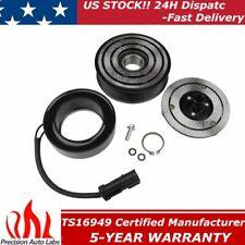 A/C Ac Compressor Clutch Assembly Fit For Dodge Ram 5.9 6.7L 2500 3500 2006-2009