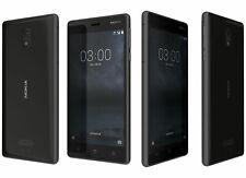 "Nokia 3 TA-1032  4G 5"" Premium 16GB Smart phone Black Unlocked 4G LTE"