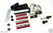 "RAM 2500 2003-2013 LIFT KIT 3"" & 4"" DOETSCH TECH PRERUNNER 8000 SHOCKS 2WD 4X2"