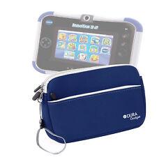 Blue Neoprene Case Sleeve For Use W/ Kids Vtech Innotab 3S Plus / 3S Tablet