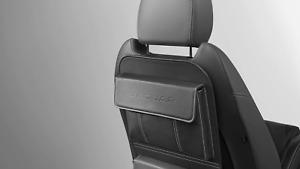 Jaguar Premium Leather Seat Back Stowage C2Z24589