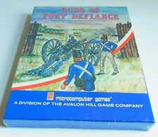 Atari XL : Guns of Fort Defiance -  Avalon Hill Game 1981 *New*