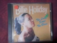 HOLIDAY BILLIE- THE LADY SINGS THE BLUES. CD.