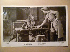 Theatre Postcard Fred Terry & Alice Crawford - in Matt of Merrymount