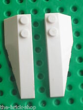 Ailes LEGO Star Wars White wedges ref 41747 & 41748 / 10186 7674 9525 7751 75021