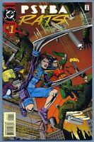 Psyba Rats #1 1995 Robin DC Comics