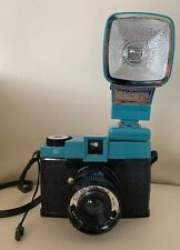 Pre-owned! Lomography Diana F+ 120 Film Pinhole Camera with Flash