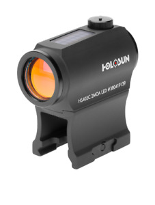 Holosun HS403C Solar RED Dot Sight 2 MOA Tactical Shooting Red Dot