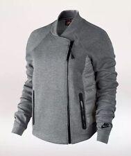 NWT Nike Tech Fleece Aeroloft Moto Jacket 683938-012 Size XL Heather Gray $250