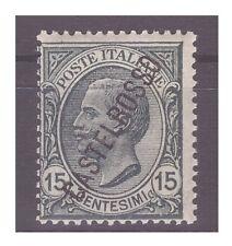 CASTELROSSO 1924  -   CENTESIMI  15   NUOVO **