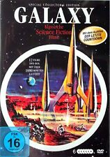 Galaxy Science-Fiction Classic Deluxe-Box (12 Filme / 6 DVDs, 1932 - 1981)