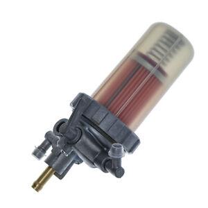 John Deere AM876411 Fuel Filter Assembly Lawn Garden Tractors 415 425 445 455